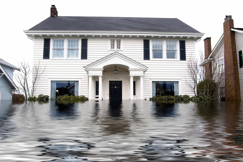 flooded house san diego