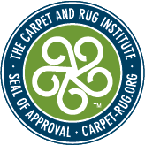 carpet and rug cleaning institute seal