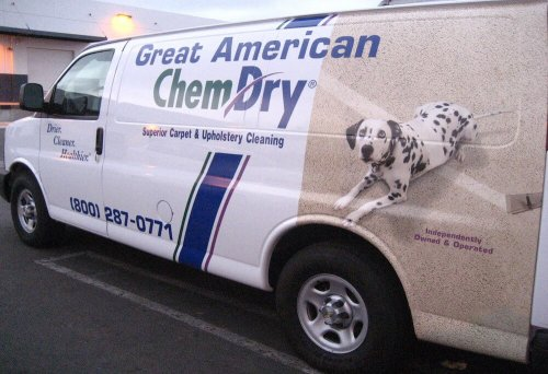 carpet cleaning san diego van