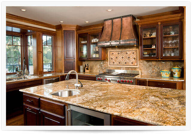Granite Countertop Cleaning & Polishing in San Diego