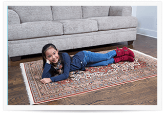 Area Rug Cleaning Service in San Diego