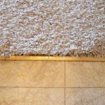 carpet threshold repair