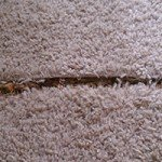 carpet seam repair