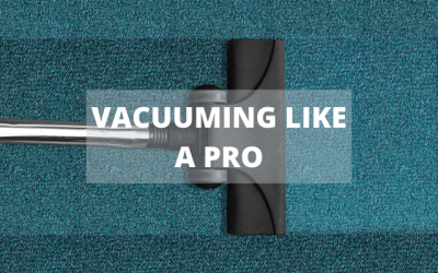 Vacuuming Basics
