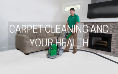Carpet Cleaning & Your Health