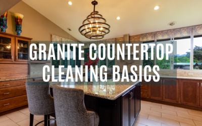 Granite Cleaning Basics