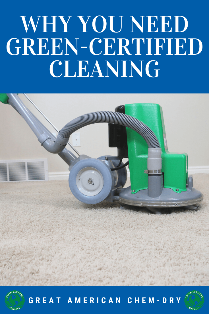 green-certified carpet cleaning in san diego
