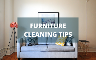 The Best Upholstery Cleaning Tips