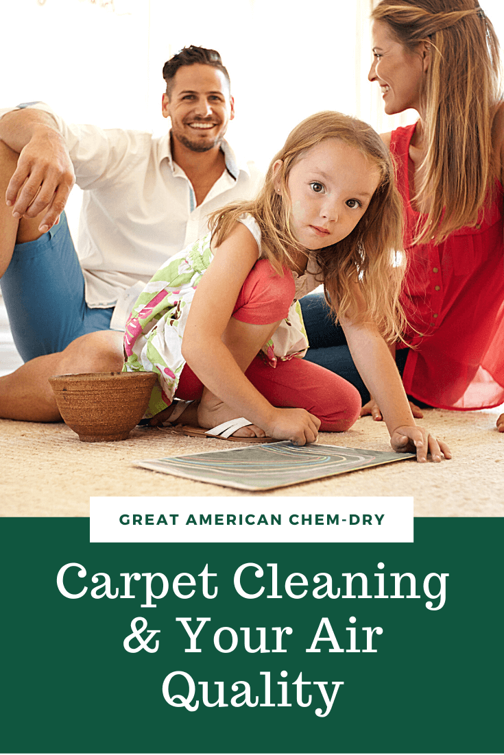 vista, ca carpet cleaning service that improves air quality