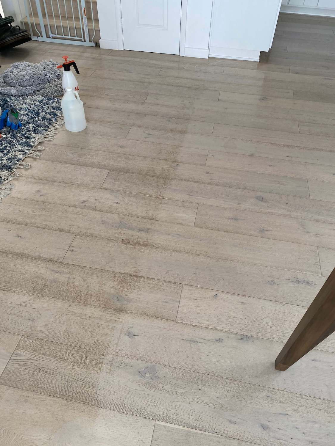 Chem-Dry wood floor cleaning removes bacteria, allergens, and dirt