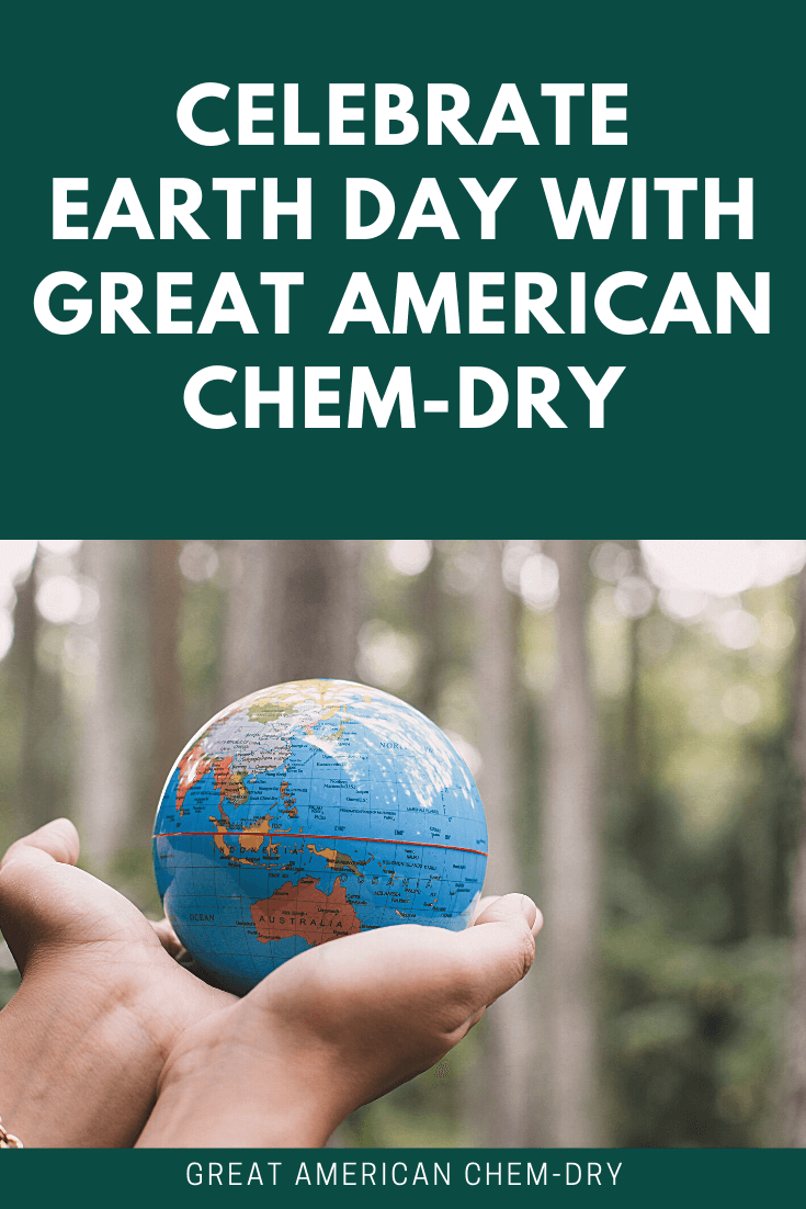 earth-day friendly carpet cleaning in the encinitas area