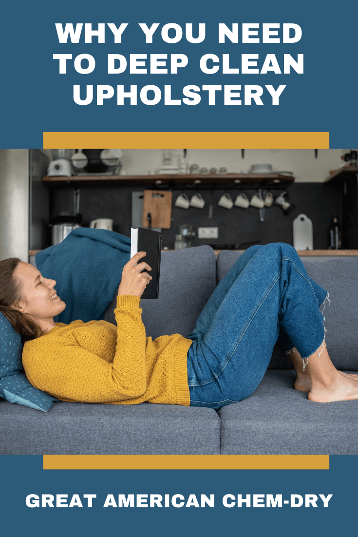 why you need upholstery cleaning in carlsbad, ca